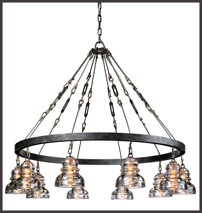 the menlo park fixture is from troy lighting. Black Bedroom Furniture Sets. Home Design Ideas