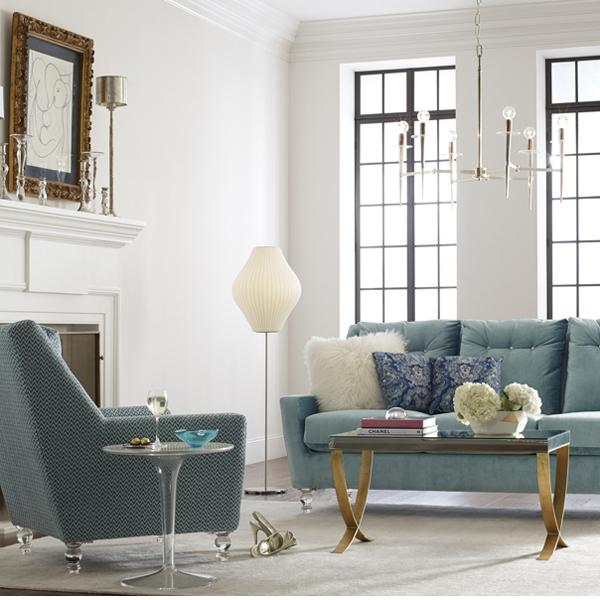 CH Living Parisian Group upholstery