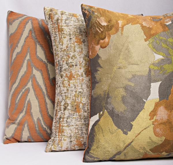 Canaan decorative pillows
