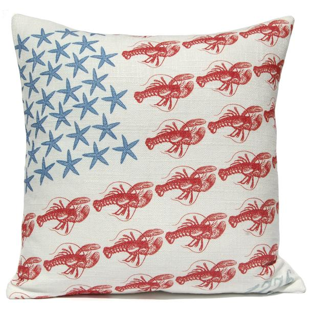 Company 415 Americana pillow