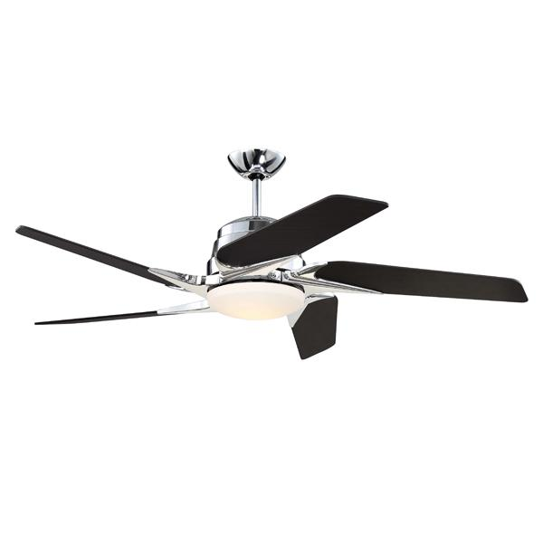 Craftmade Solo Encore fan with LED light