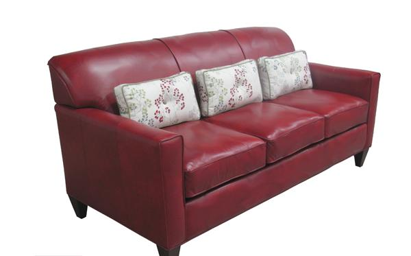 Marshfield Furniture Essentialy Yours Leather Sofa
