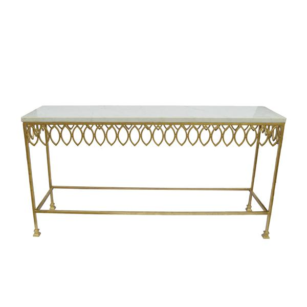 Ro Sham Beaux Leafy console table